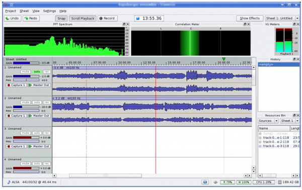 Product picture Powerful Audio Editor * Comparable to Adobe Audition