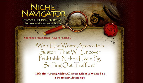 Product picture *NEW* Niche Navigator - Discover Profitable Niches